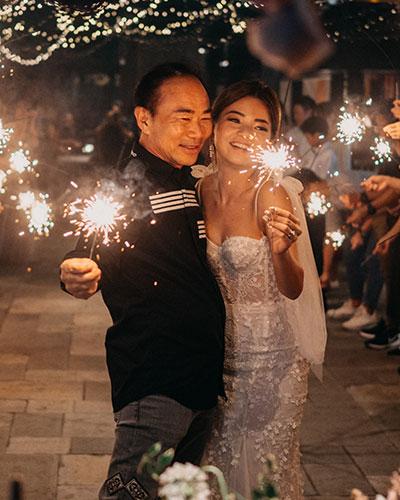 Hue Yu & Christopher